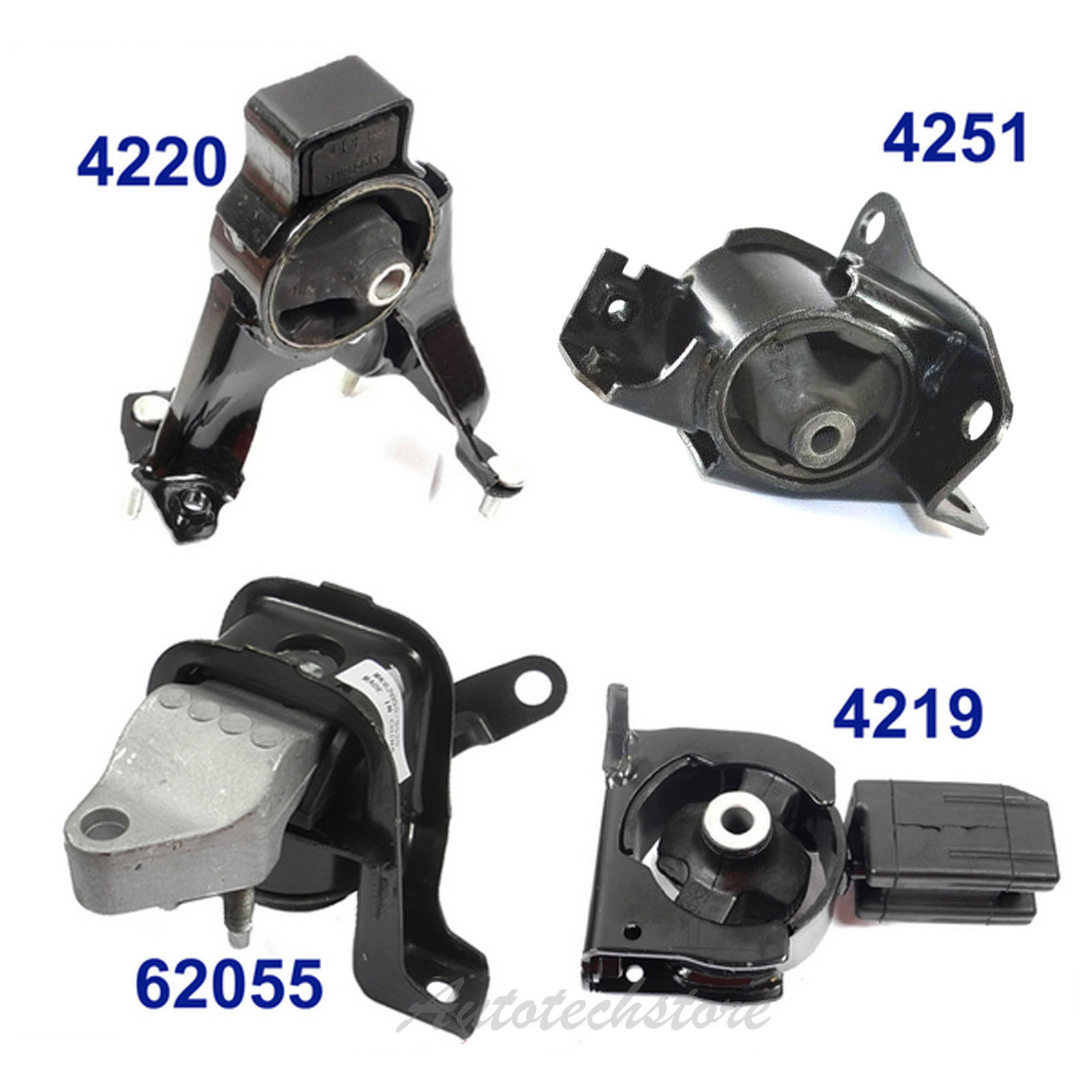 Front Engine Motor Mount For 2000 2003 2004 2005 Toyota Celica 1.8L New 4219