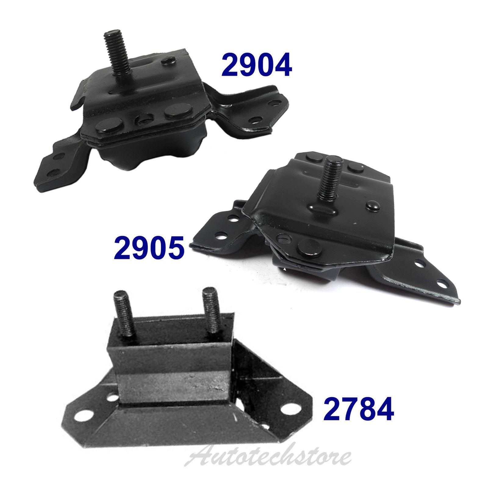 2784 Transmission Mount For Ford Mustang 3.8L-4.6L 96-98 MT 5.0L 94-95 AT