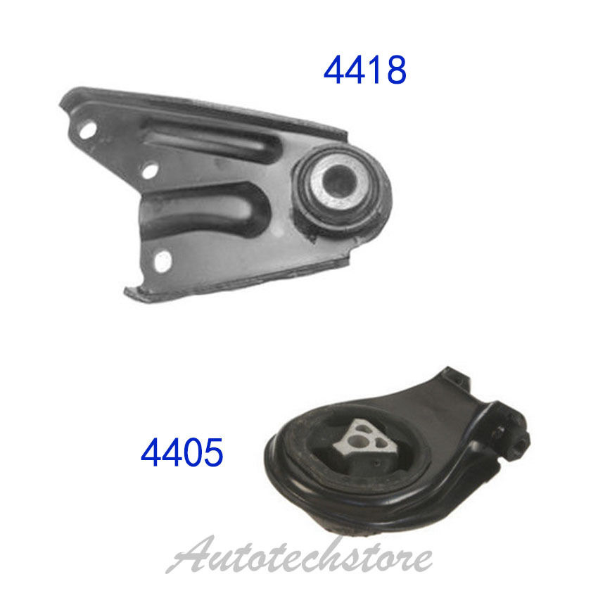 Rear Engine Motor /& Torque Strut Mount for 2004-2011 Mazda 3 Mazda5 2.0L 2.3L