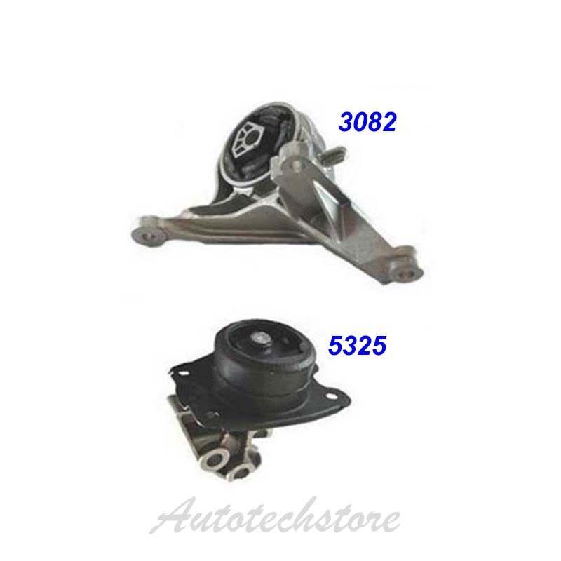 M487 3082 5325 Engine Motor Mount For Chevrolet Equinox Pontiac Torrent 3.4L