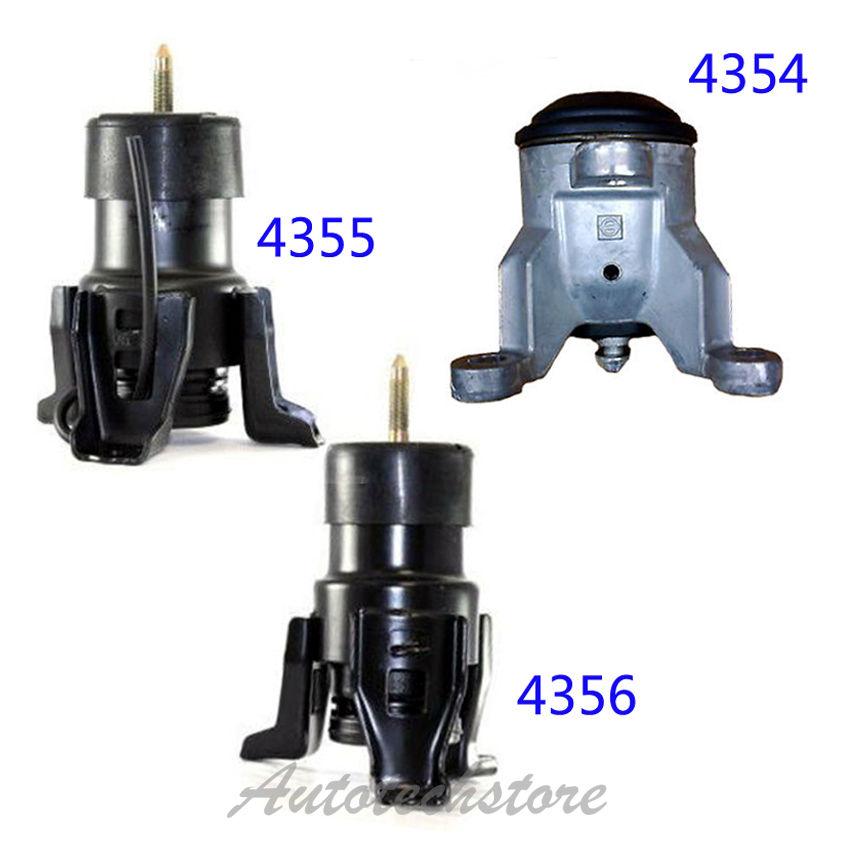 Engine Motor Mount For Nissan Altima Maxima Murano 3.5L M810 4354 4355 4356