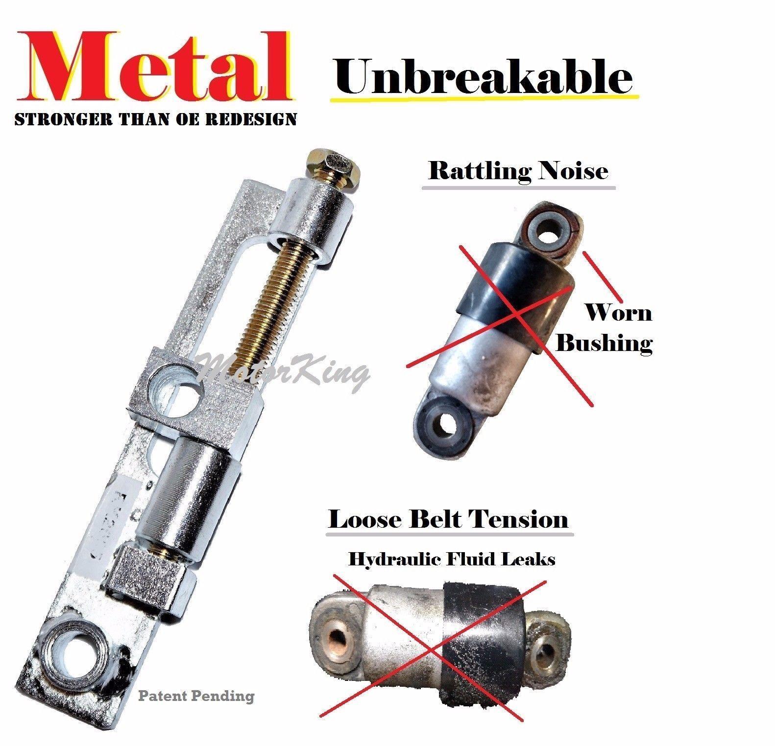 Metal Serpentine Belt Tensioner Assembly For Camry Solara