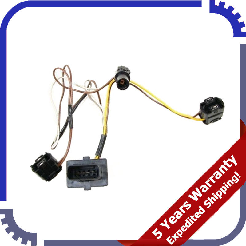 Mercedes Benz Headlight Wiring Harness Replacement - Wiring Diagram on