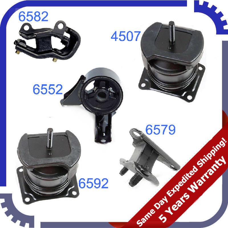 M064 Motor /& Trans Mount For 98-02 Honda Accord 3.0L 6552 6579 6582 6592 4507