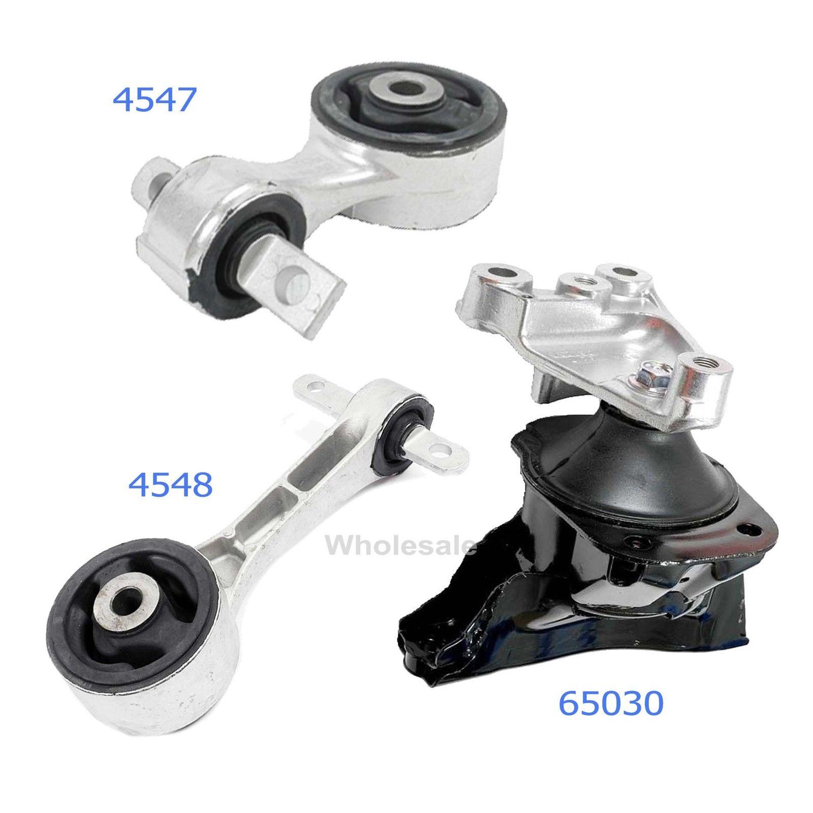 For 2006-2011 Honda Civic 1.8L Engine Torque Strut Front Upper Mount 4548