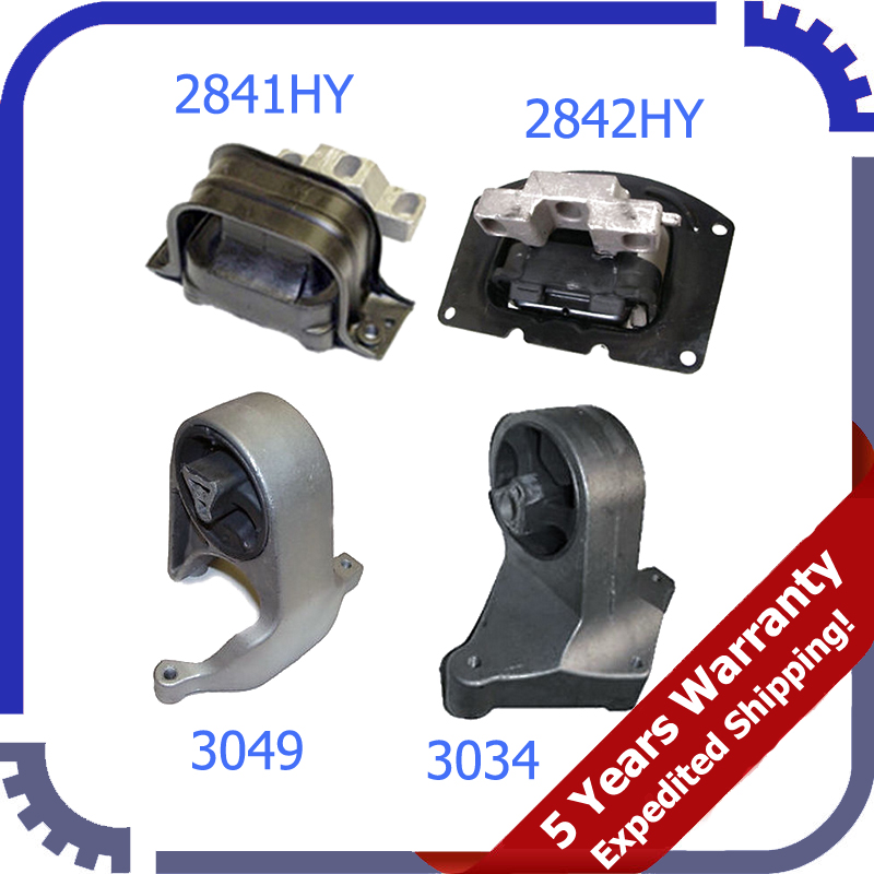 3034//3049//2841//2842 ENGINE MOUNT  CHRYSLER SEBRING 01-06 DODGE STRATUS