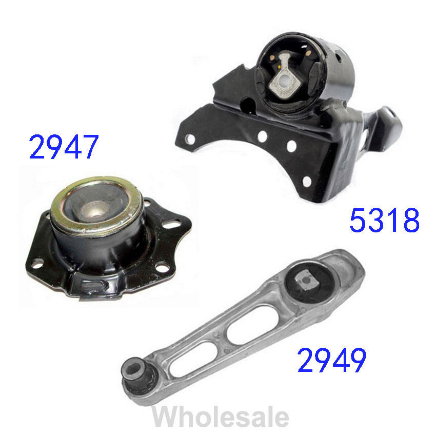 Transmission Motor Mount Atomatic 2.0L 2.4 L For Dodge Neon