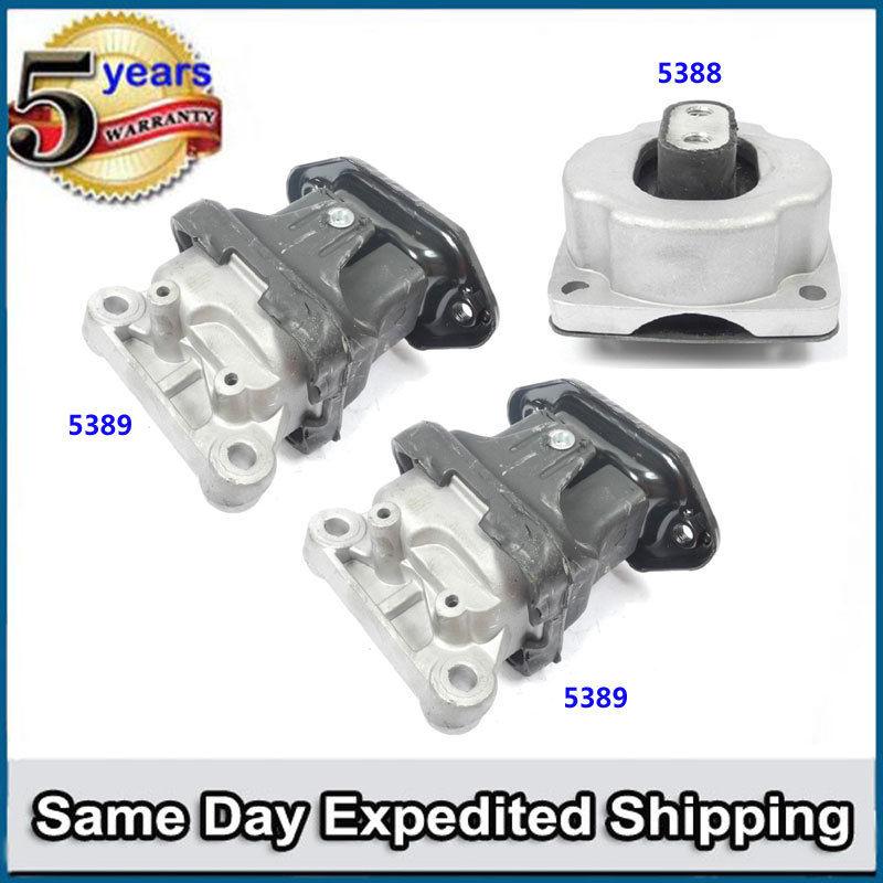 M827 5388 5389*2 For Chrysler 300 Dodge Charger 2.7L 3.5L Engine Motor Mount