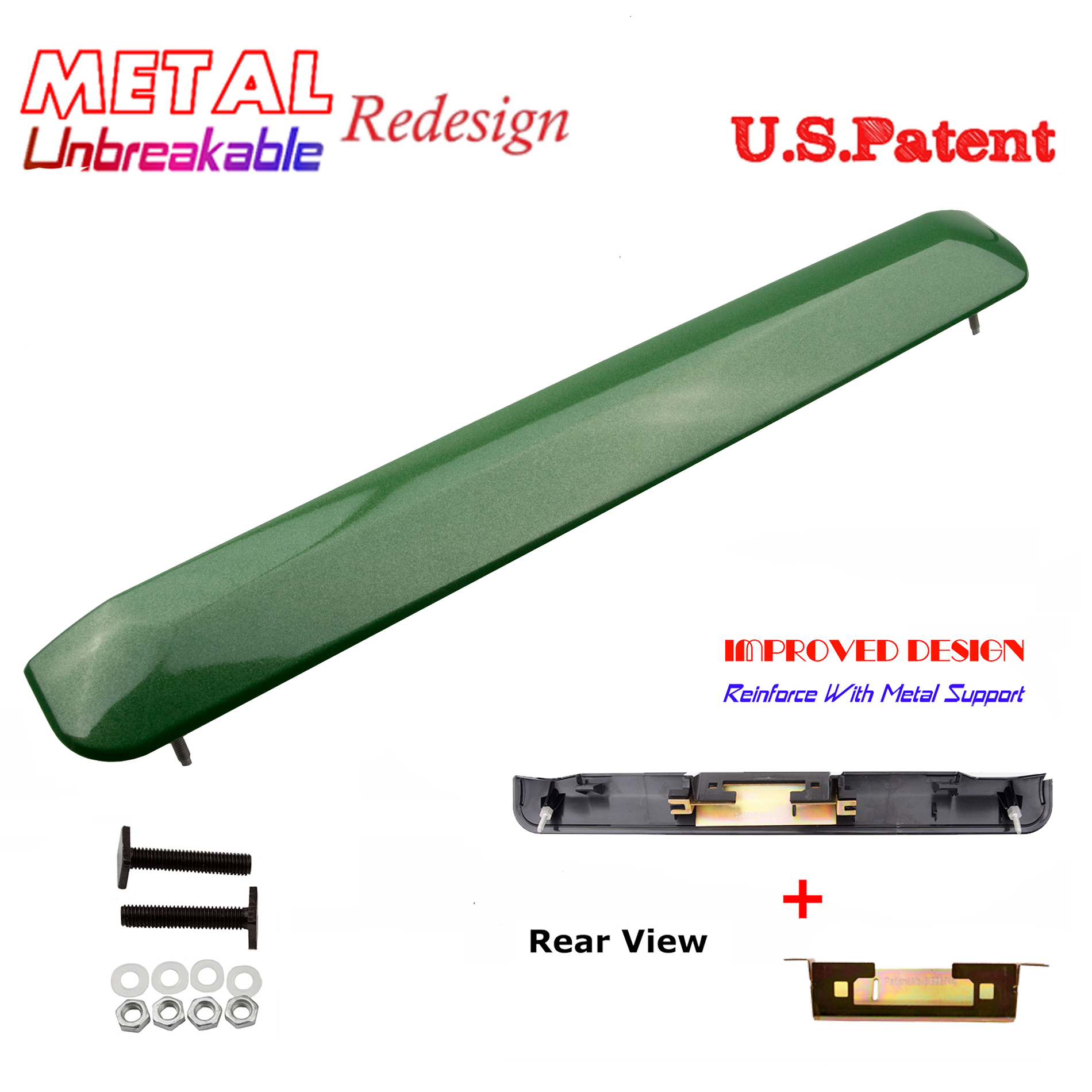 2004-2006 Scion xb 6U1 Green For Liftgate Tailgate Rear Back Latch Door Handle
