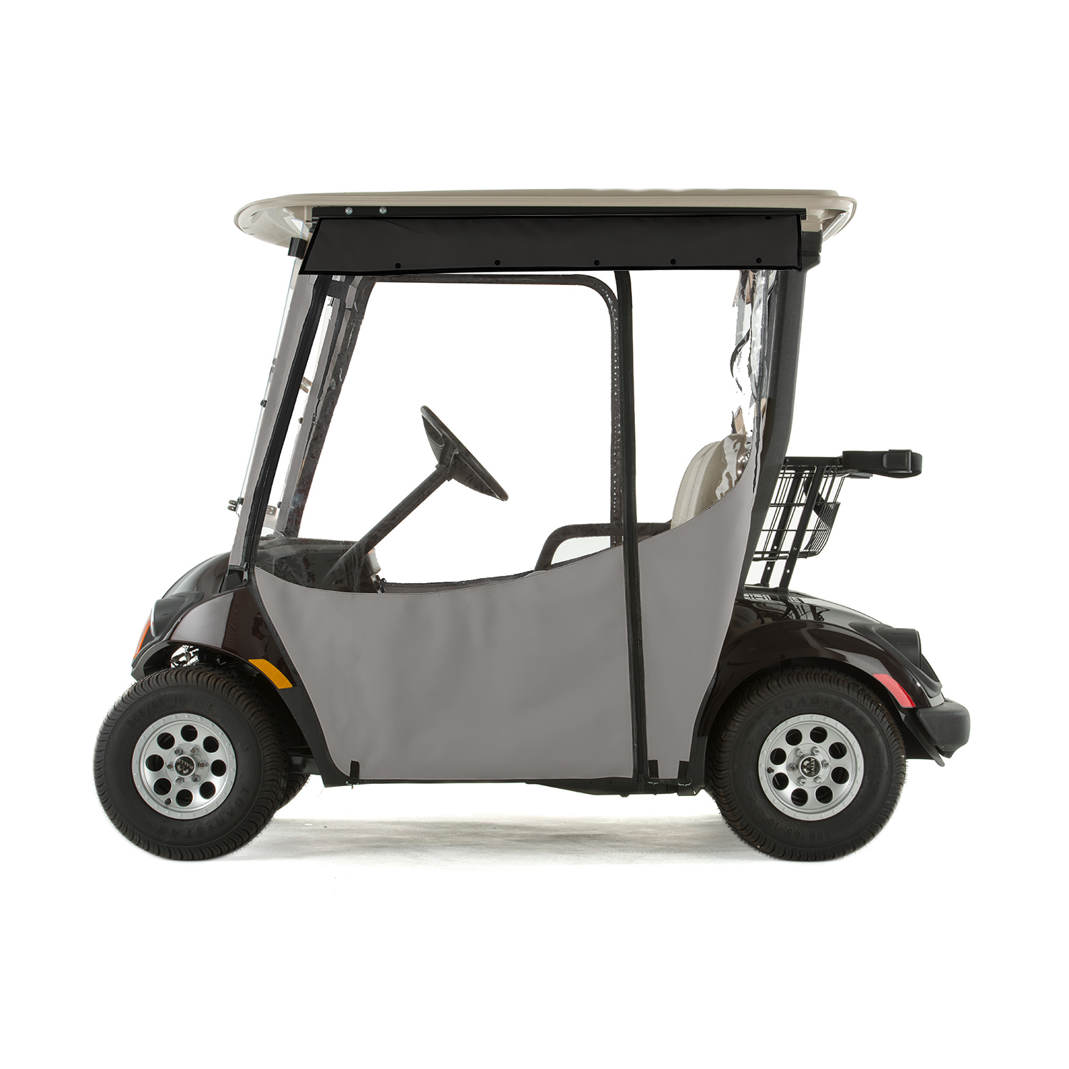 Yamaha Drive 2 Golf Cart Pro-touring Sunbrella Track Enclosure ... on clear plastic golf cart covers, club car golf cart rain covers, rail golf cart covers, eevelle golf cart covers, vinyl golf cart covers, door works golf cart covers, star golf cart covers, portable golf cart covers, national golf cart covers, buggies unlimited golf cart covers, sam's club golf cart covers, harley golf cart seat covers, yamaha golf cart covers, canvas golf cart covers, classic golf cart covers, discount golf cart covers, custom golf cart covers, golf cart cloth seat covers, golf cart canopy covers, 3 sided golf cart covers,