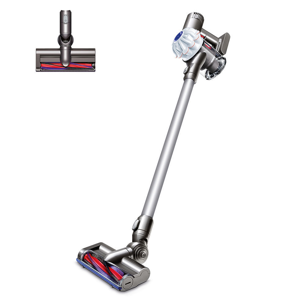 dyson v6 cordless vacuum refurbished ebay. Black Bedroom Furniture Sets. Home Design Ideas
