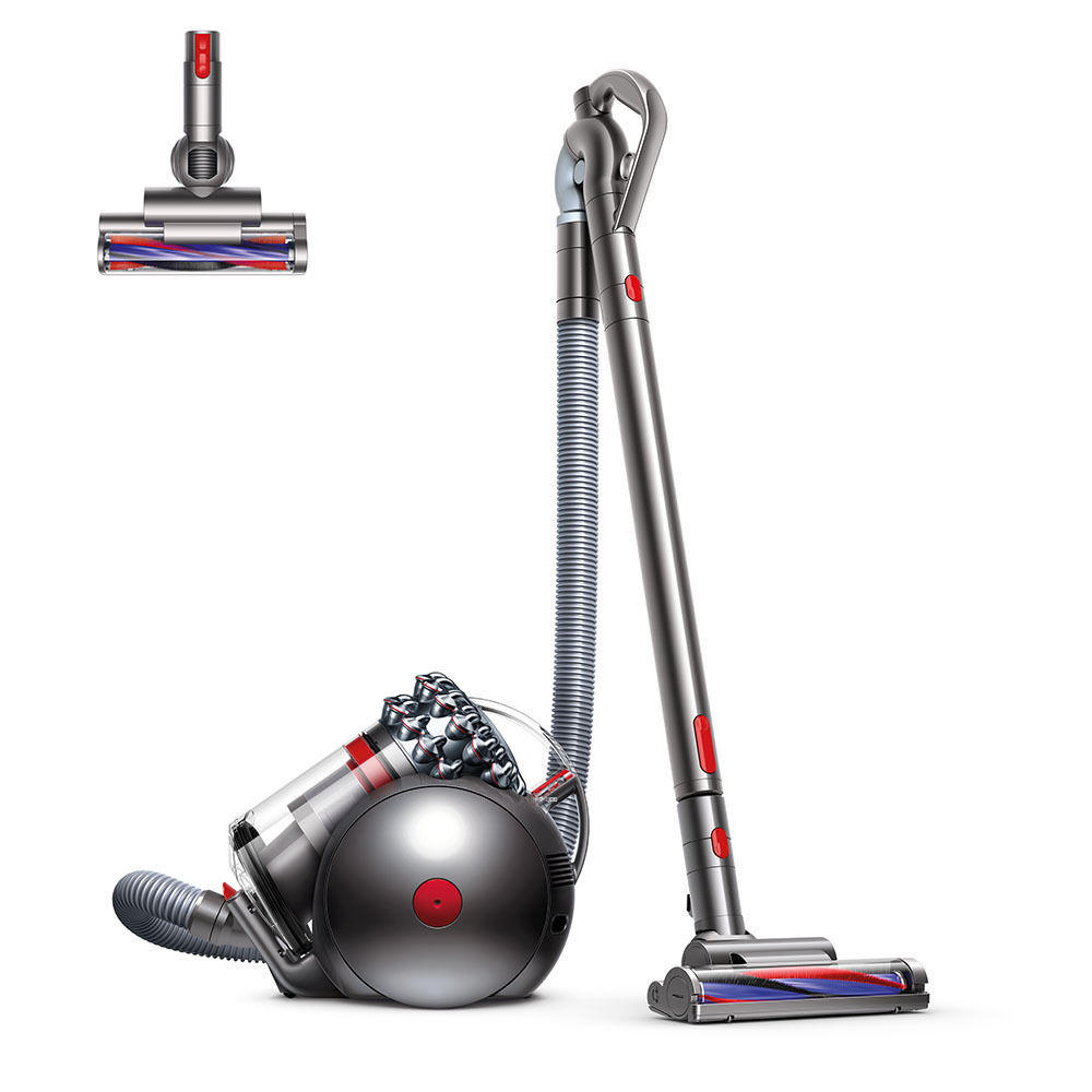 dyson cy22 cinetic big ball animal canister vacuum. Black Bedroom Furniture Sets. Home Design Ideas
