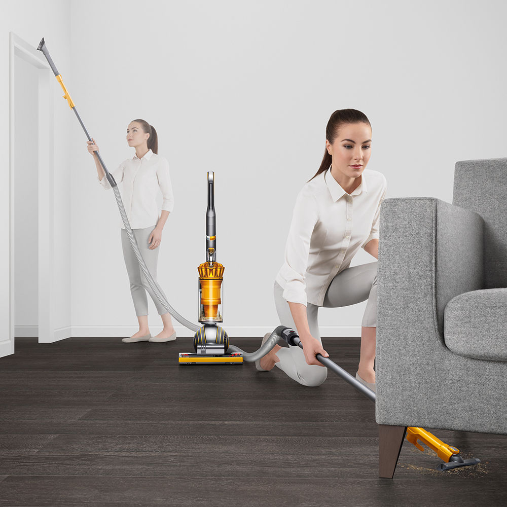 Dyson Up19 Ball Multi Floor 2 Upright Vacuum Yellow