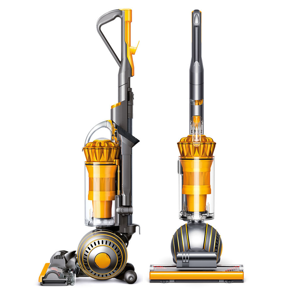 Details about Dyson Ball Multi Floor 2 Upright Vacuum | Yellow | Refurbished