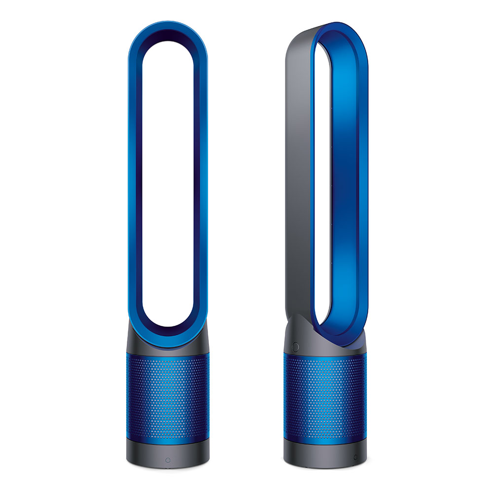 Dyson Am11 Pure Cool Tower Purifier Fan Iron Blue
