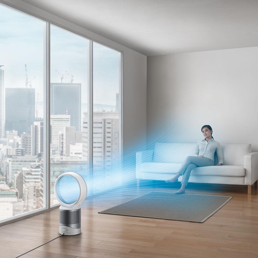 Dyson-DP01-Pure-Cool-Link-Desk-Air-Purifier-amp-Fan-New
