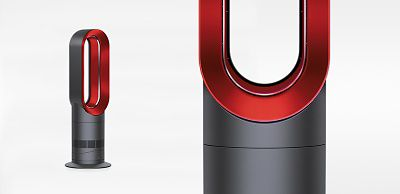 thumbnail 3 - Dyson AM09 Hot + Cool Fan Heater | Refurbished