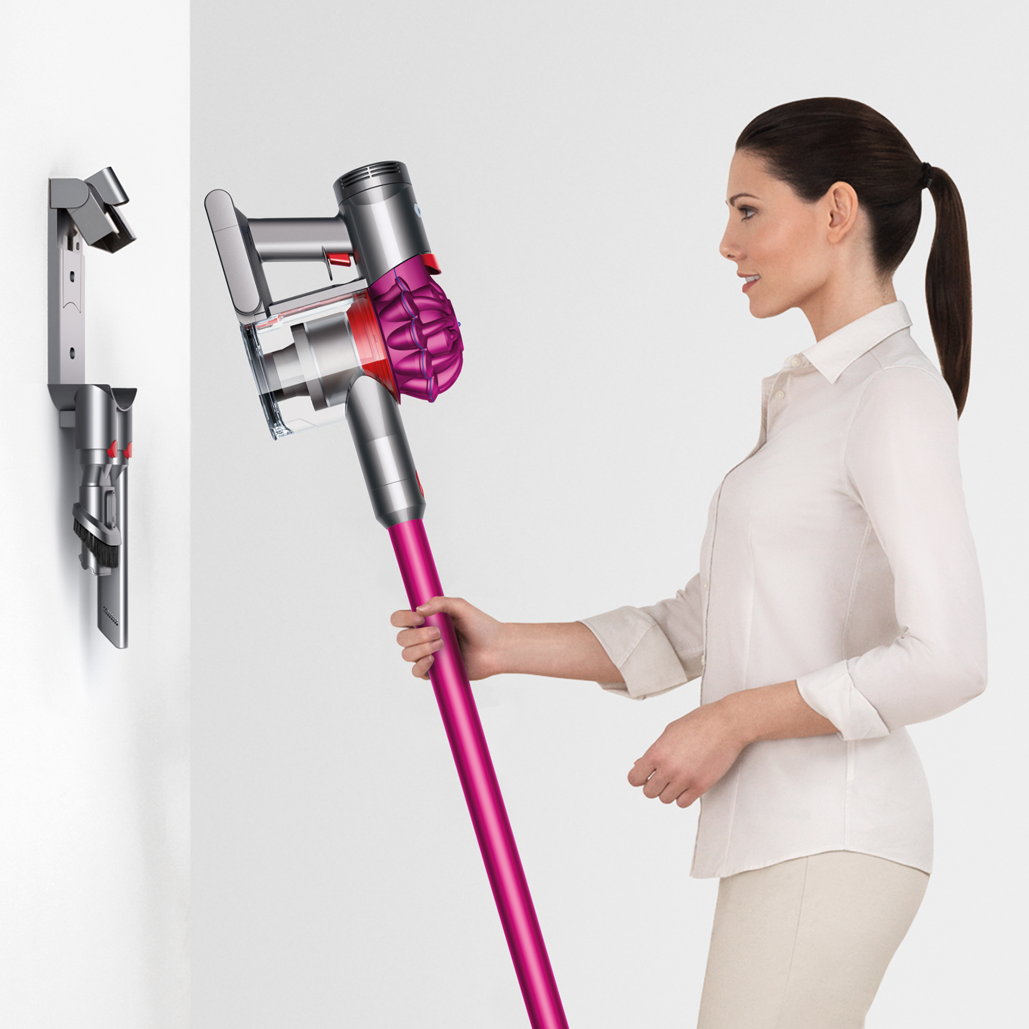 Dyson-V7-Animal-Cordless-HEPA-Vacuum-with-Bonus-Tools-New thumbnail 10