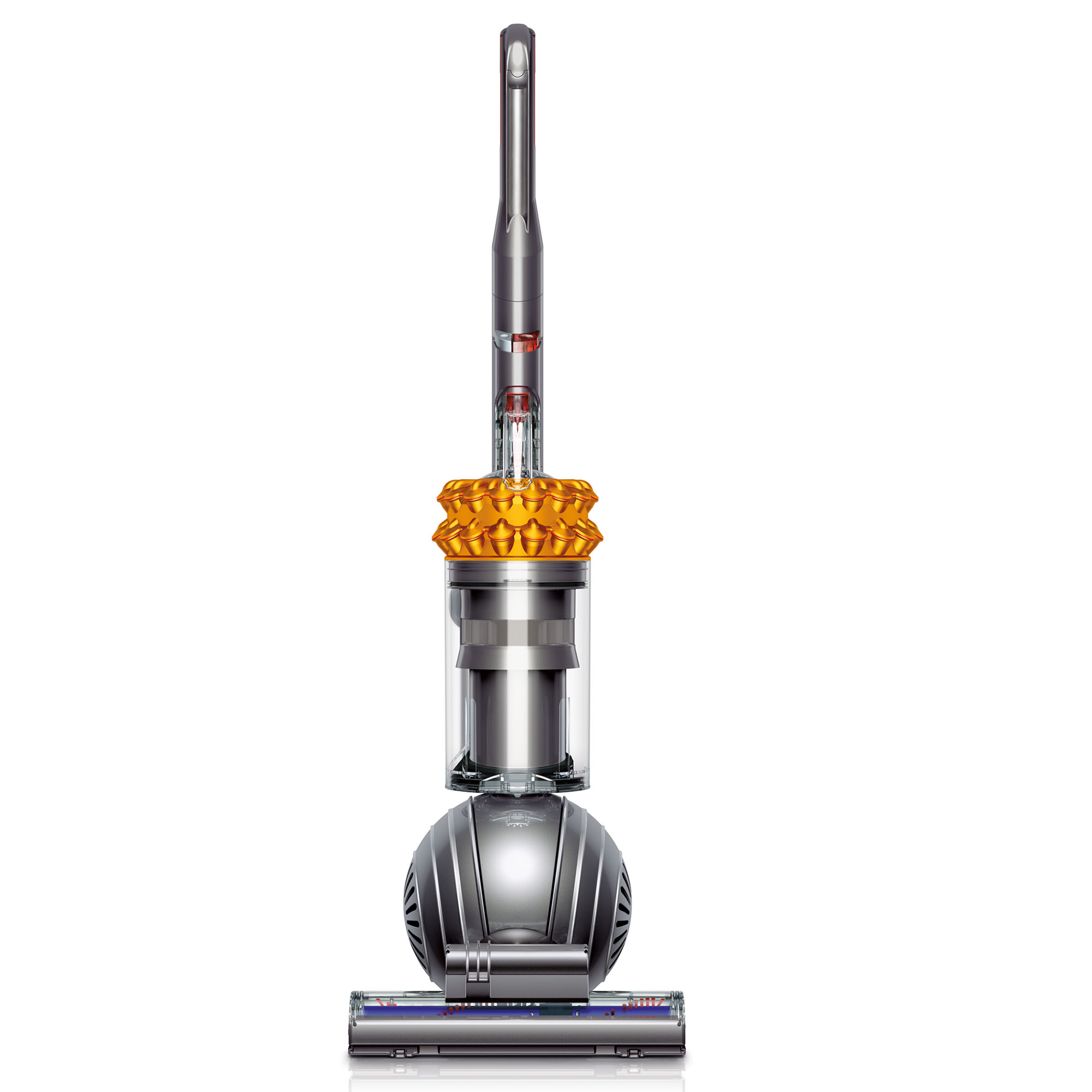 Dyson-Cinetic-Big-Ball-Total-Clean-Upright-Vacuum-Yellow-New