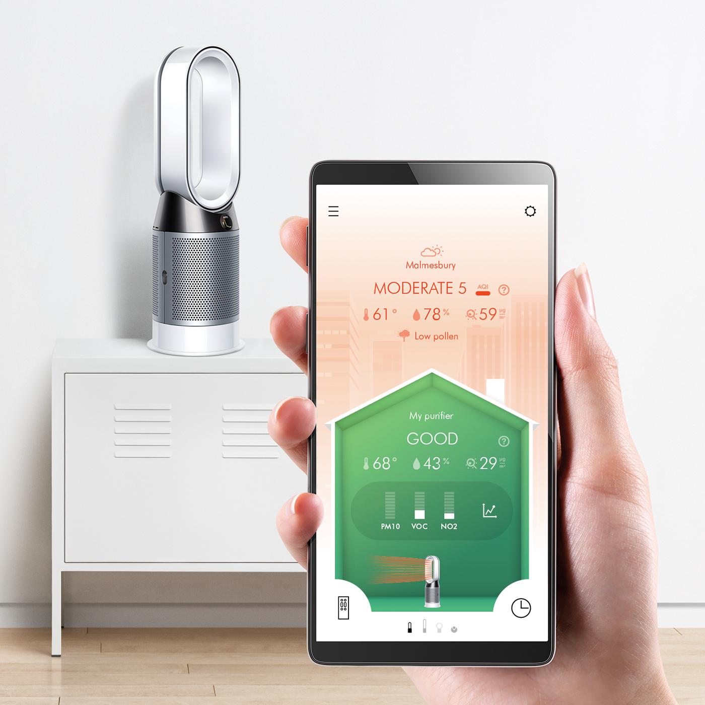 Dyson-HP04-Pure-Hot-Cool-Purifier-Heater-amp-Fan thumbnail 17