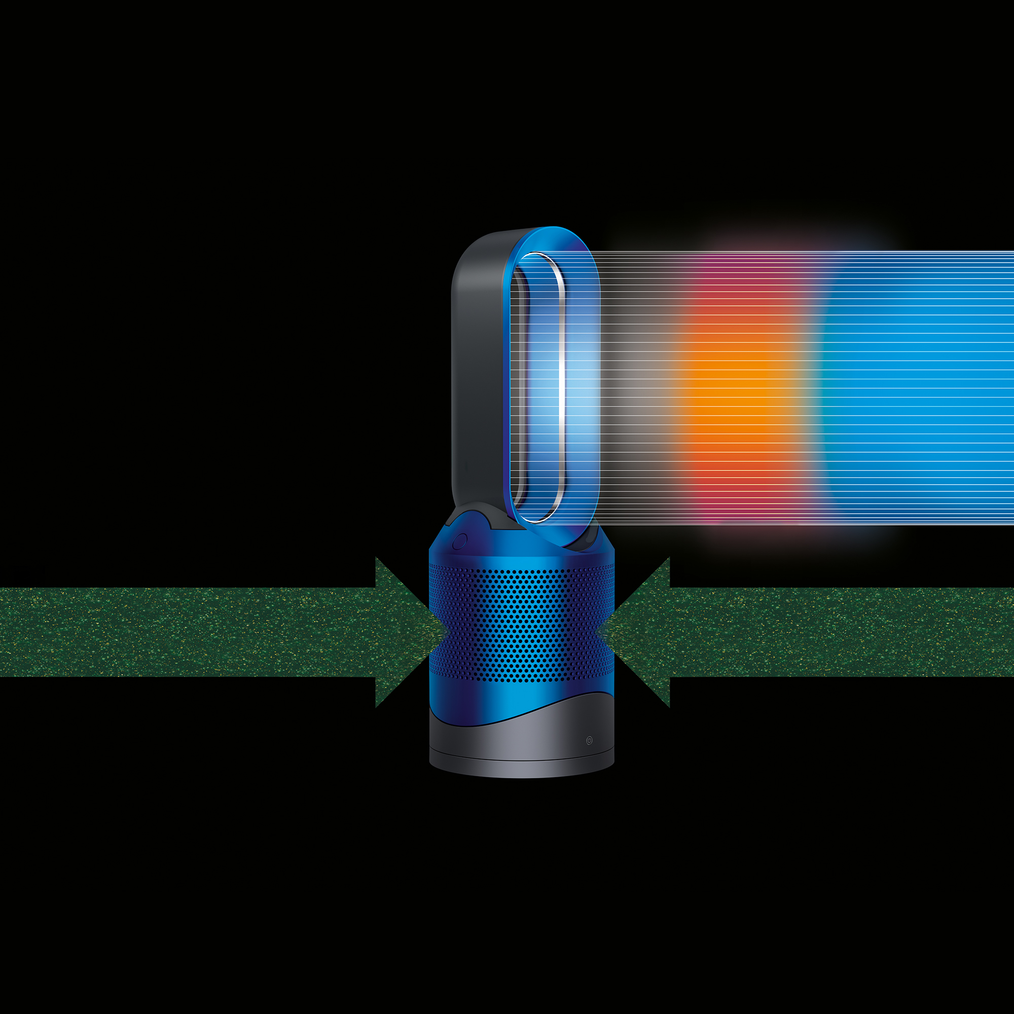 Dyson-HP02-Pure-Hot-Cool-Link-Connected-Air-Purifier-Heater-amp-Fan-New thumbnail 16