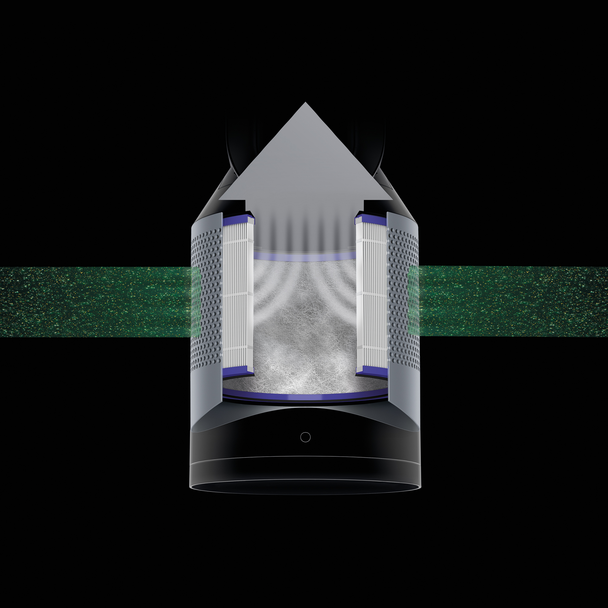 Dyson-HP02-Pure-Hot-Cool-Link-Connected-Air-Purifier-Heater-amp-Fan-New thumbnail 13