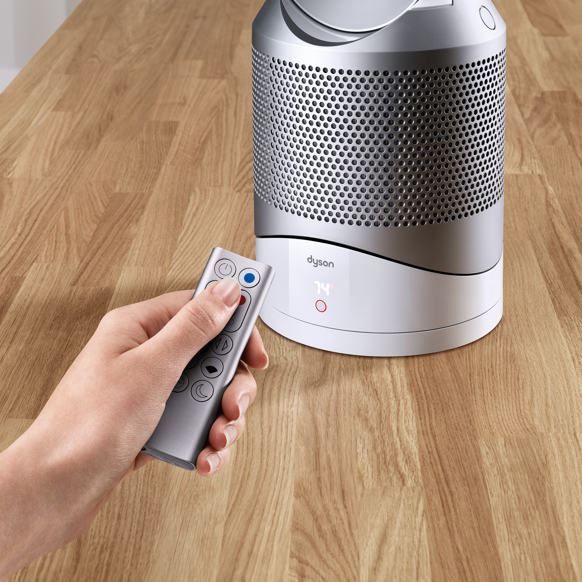 Dyson-HP02-Pure-Hot-Cool-Link-Connected-Air-Purifier-Heater-amp-Fan-New thumbnail 22
