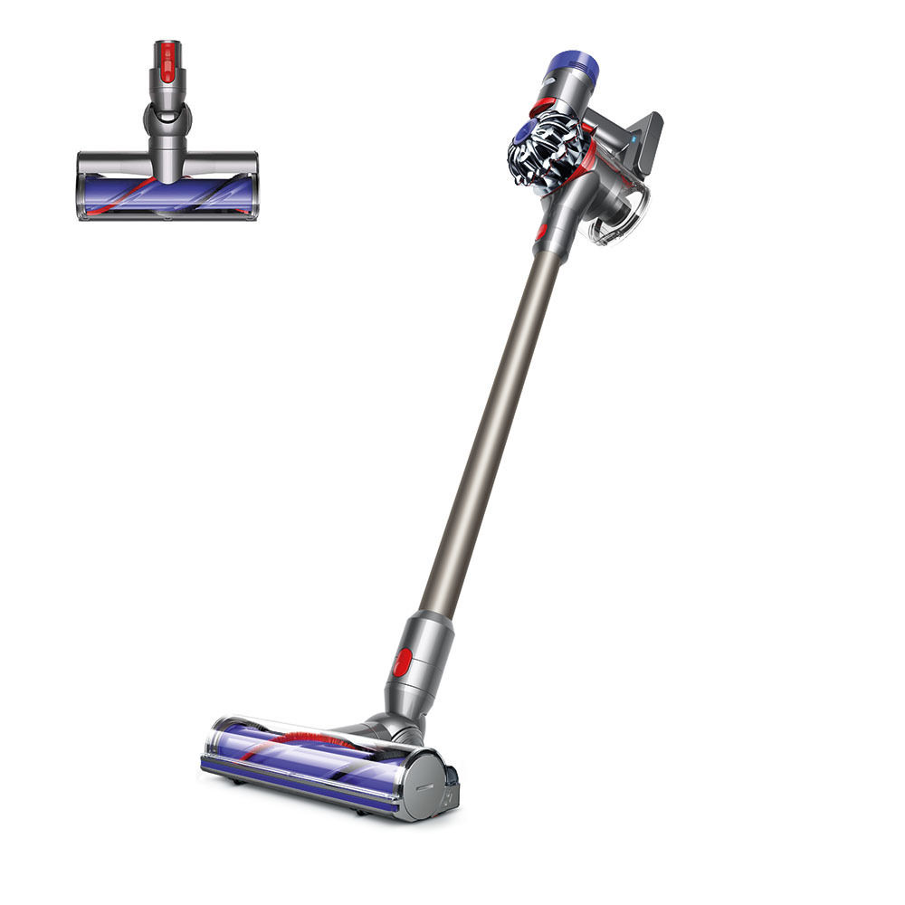 Dyson-V8-Animal-Cordless-Vacuum-Titanium-Refurbished