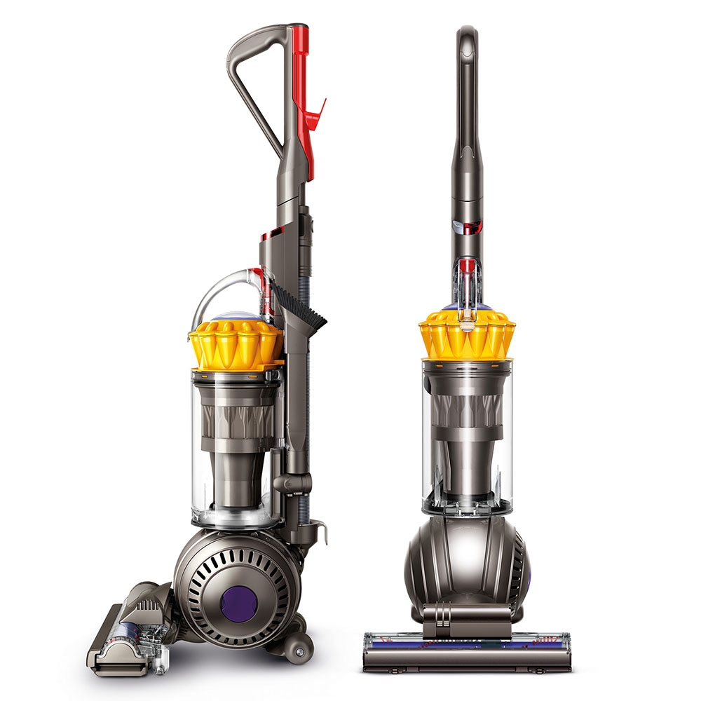 Dyson-Ball-Total-Clean-Upright-Vacuum-Yellow-Refurbished thumbnail 6