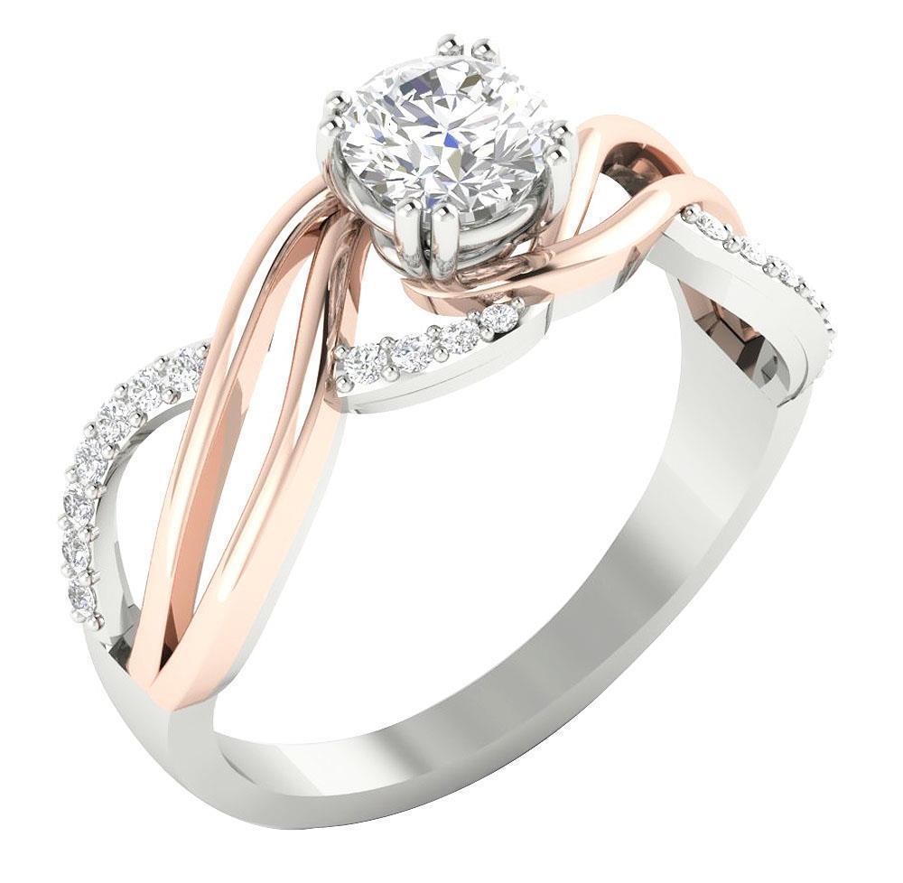 Diamond Ctr Ring
