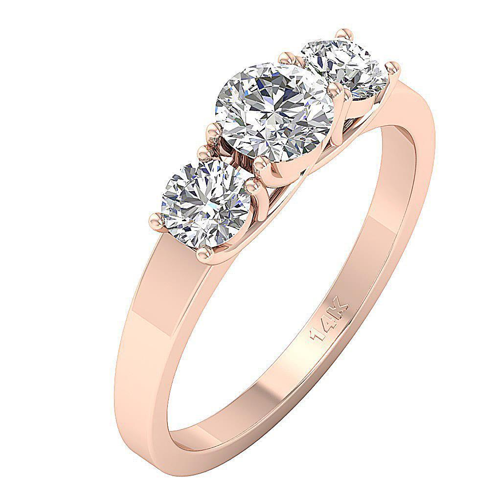 ct gold engagement tw white ring diamond in amour stone jewellery rings