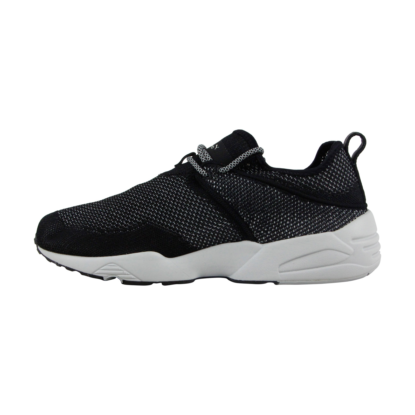 Puma X Stampd Trinomic Woven Mens Black Textile Sneakers Shoes