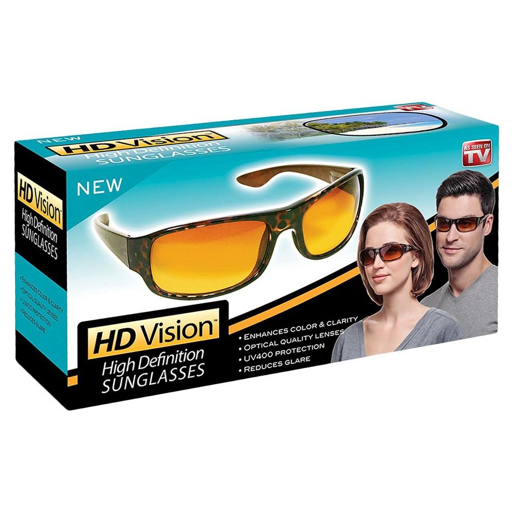 61f5f36902f Details about HD Vision Unisex Black Sunglasses