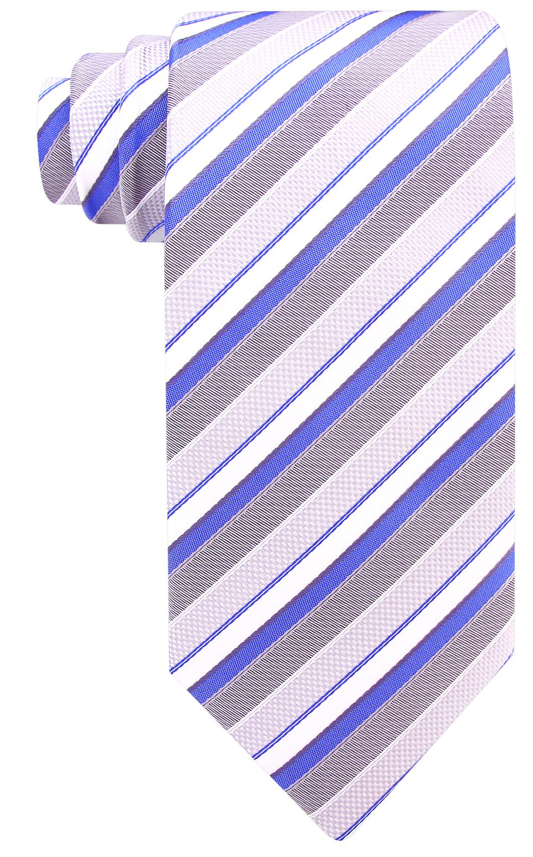 Scott-Allan-Striped-Necktie-Mens-Ties-in-Various-Colors thumbnail 28