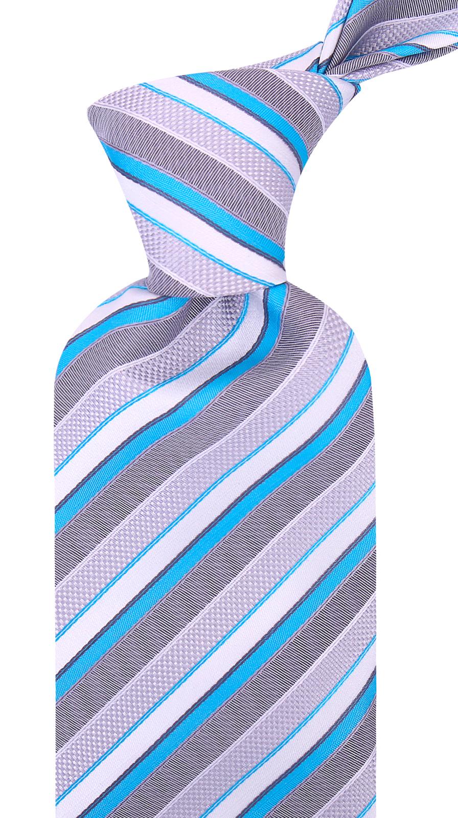 Scott-Allan-Striped-Necktie-Mens-Ties-in-Various-Colors thumbnail 35