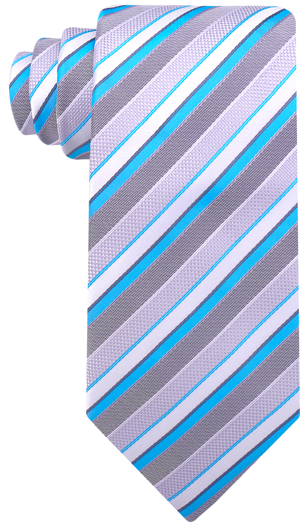 Scott-Allan-Striped-Necktie-Mens-Ties-in-Various-Colors thumbnail 34