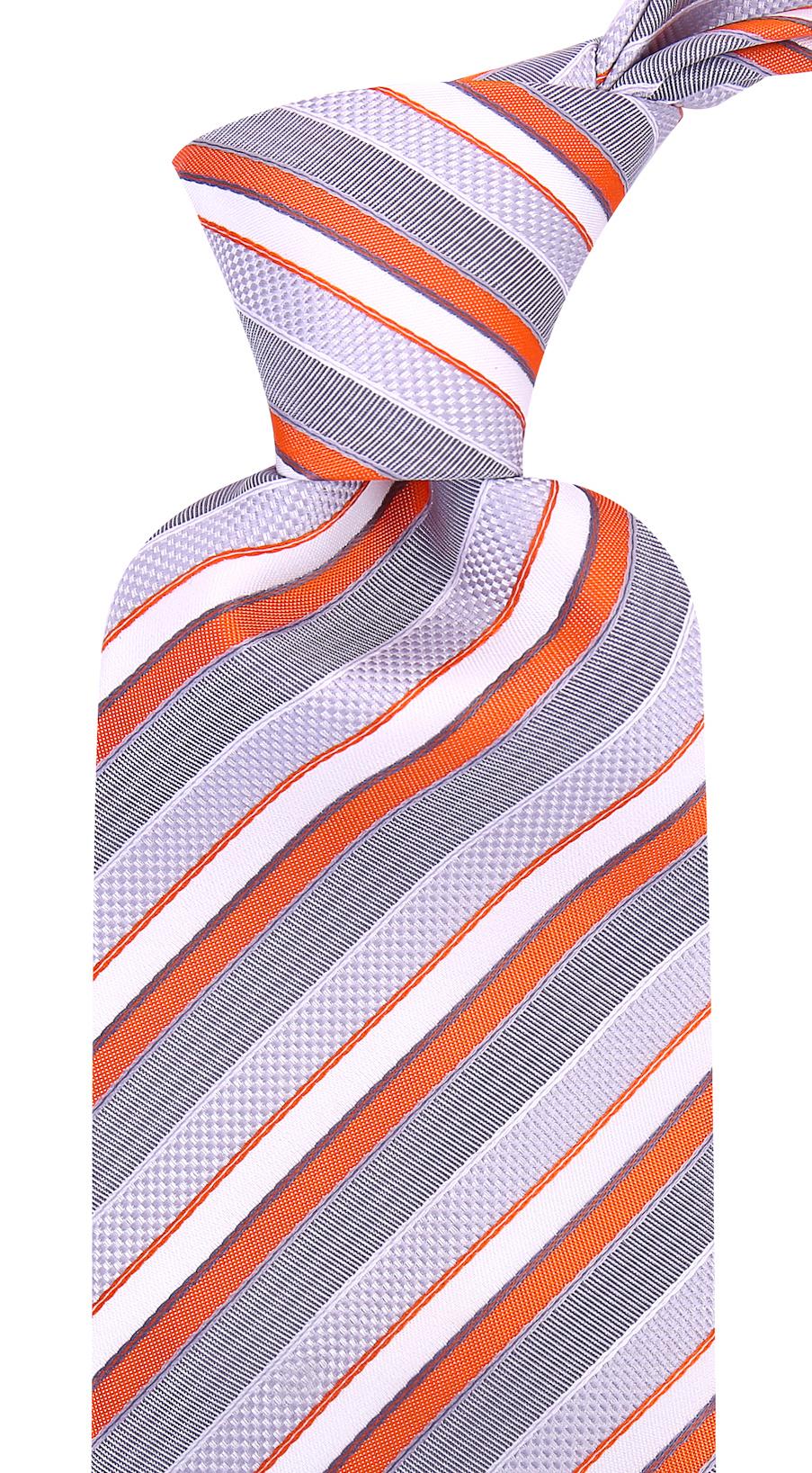 Scott-Allan-Striped-Necktie-Mens-Ties-in-Various-Colors thumbnail 20
