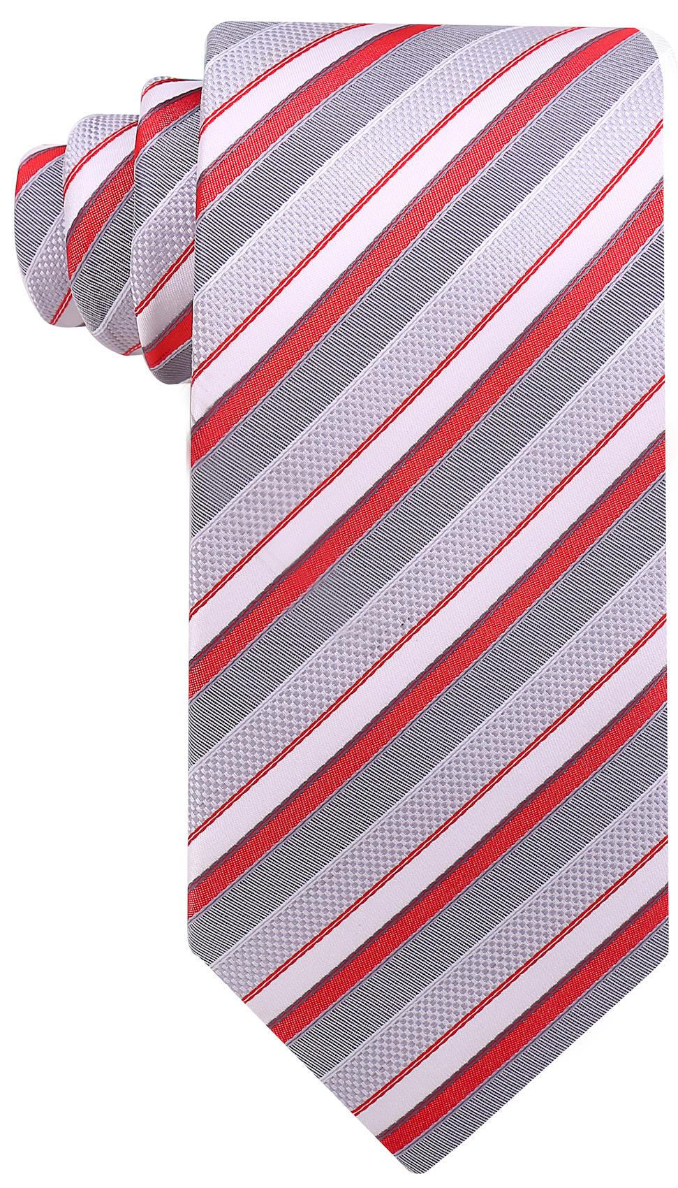 Scott-Allan-Striped-Necktie-Mens-Ties-in-Various-Colors thumbnail 24