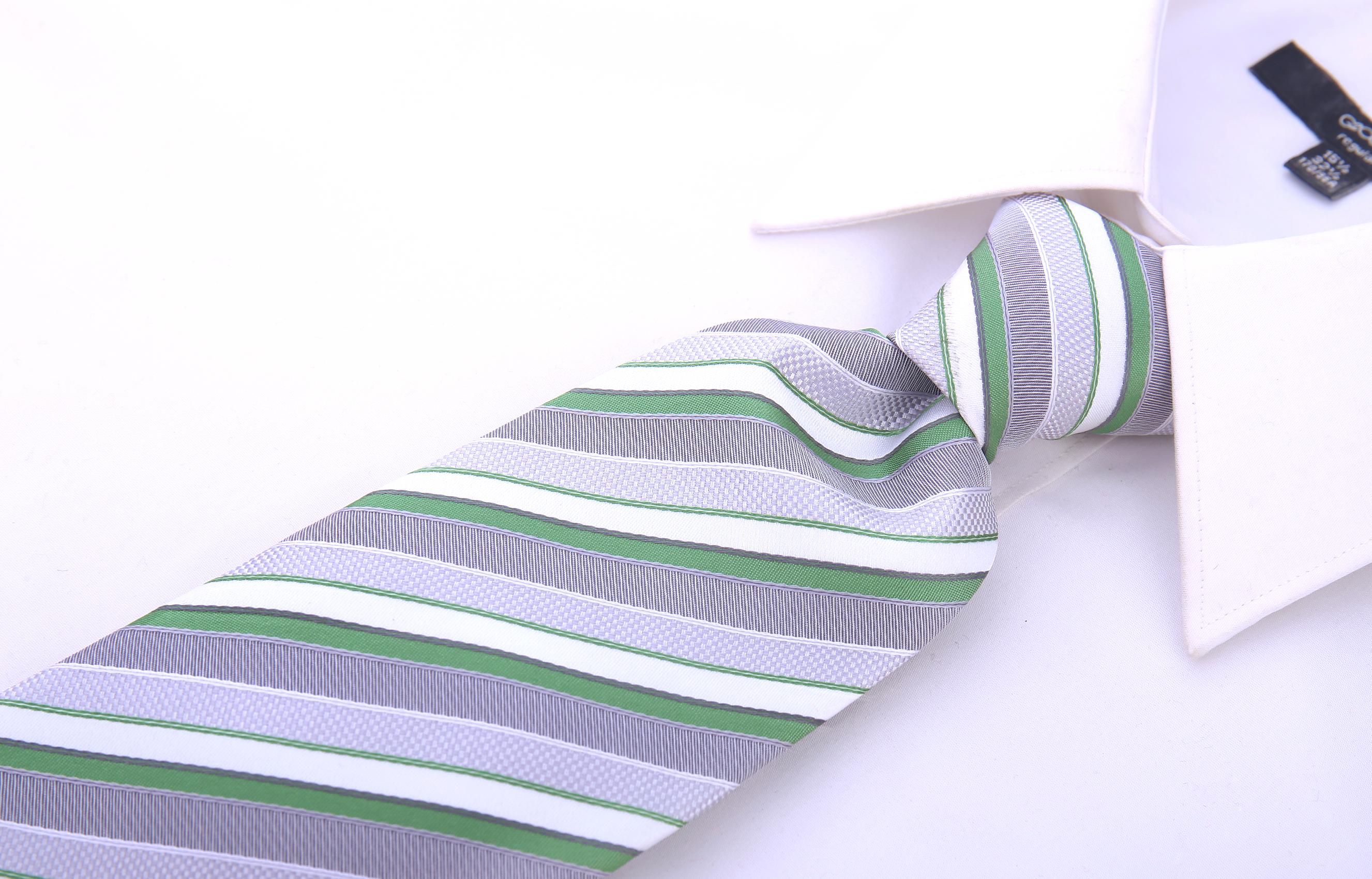 Scott-Allan-Striped-Necktie-Mens-Ties-in-Various-Colors thumbnail 15