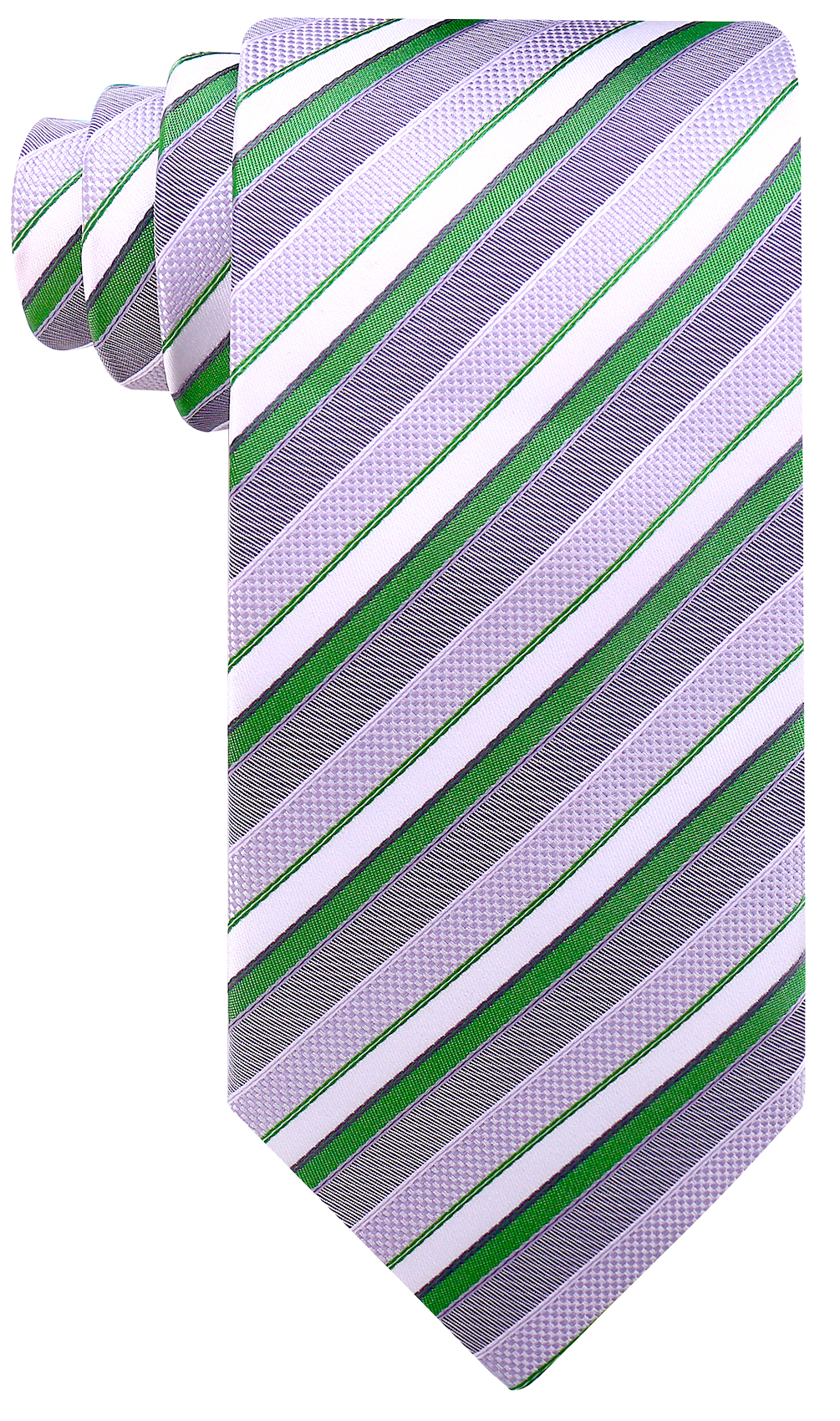 Scott-Allan-Striped-Necktie-Mens-Ties-in-Various-Colors thumbnail 13