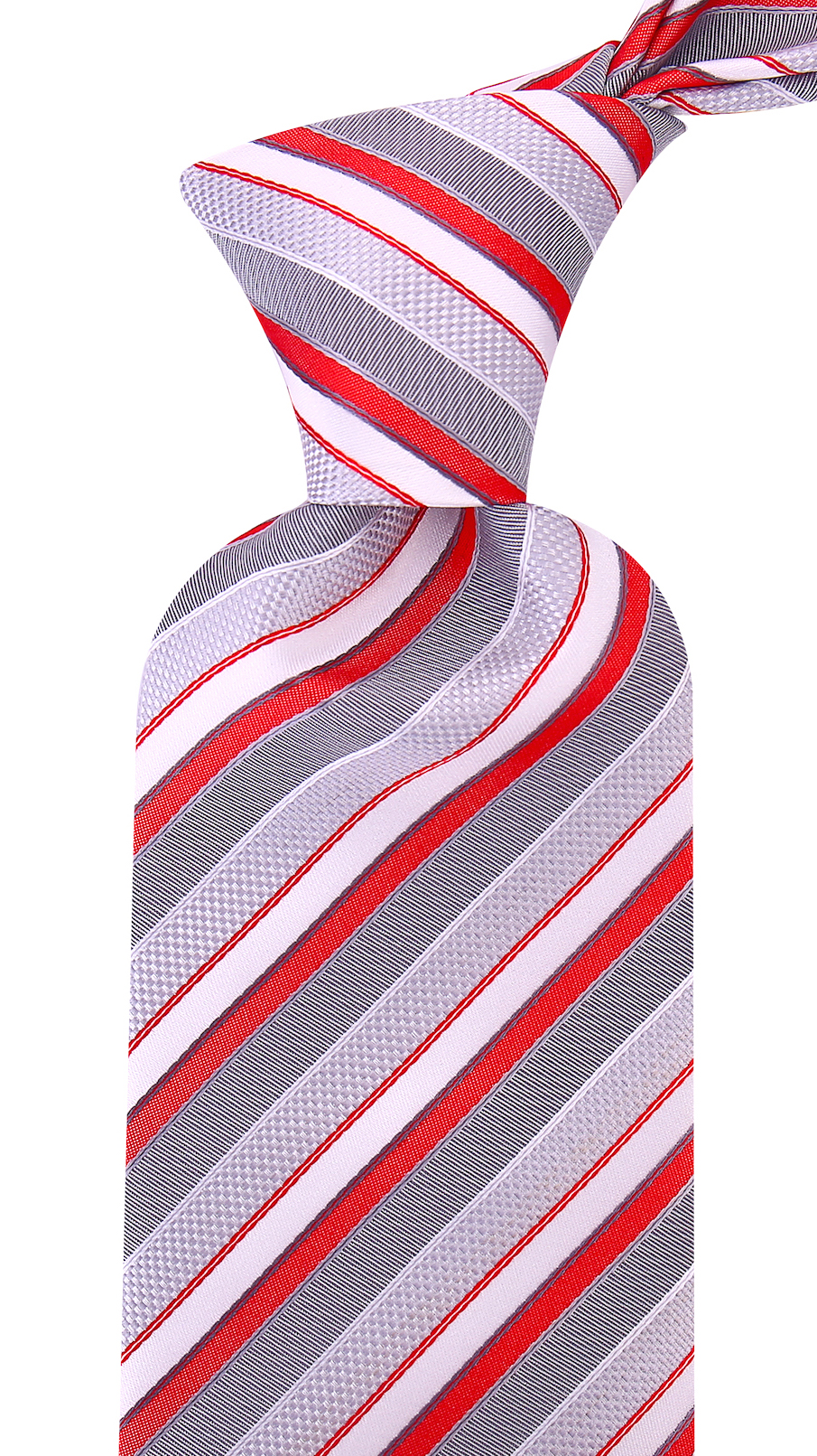 Scott-Allan-Striped-Necktie-Mens-Ties-in-Various-Colors thumbnail 25