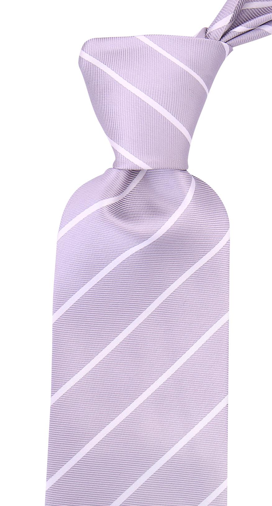 Scott-Allan-Mens-Necktie-Pencil-Striped-Mens-Tie thumbnail 23