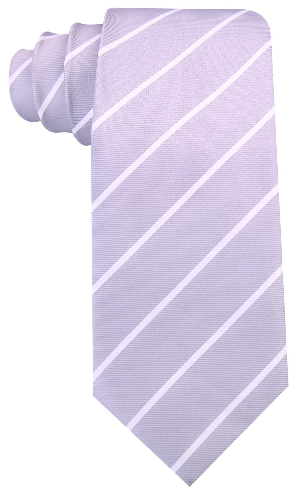 Scott-Allan-Mens-Necktie-Pencil-Striped-Mens-Tie thumbnail 22