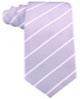 Scott-Allan-Mens-Necktie-Pencil-Striped-Mens-Tie thumbnail 26