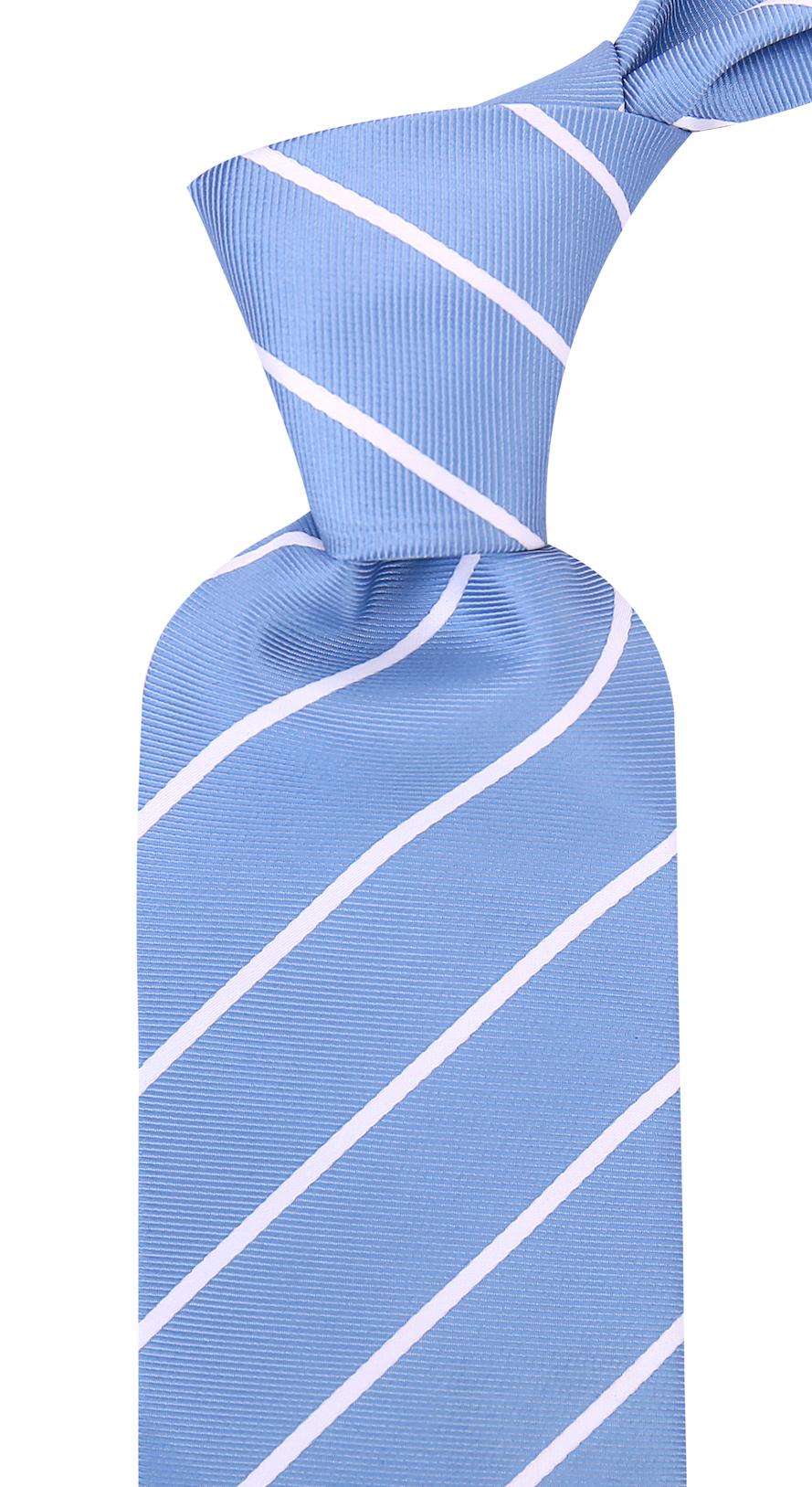 Scott-Allan-Mens-Necktie-Pencil-Striped-Mens-Tie thumbnail 44