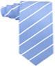 Scott-Allan-Mens-Necktie-Pencil-Striped-Mens-Tie thumbnail 45