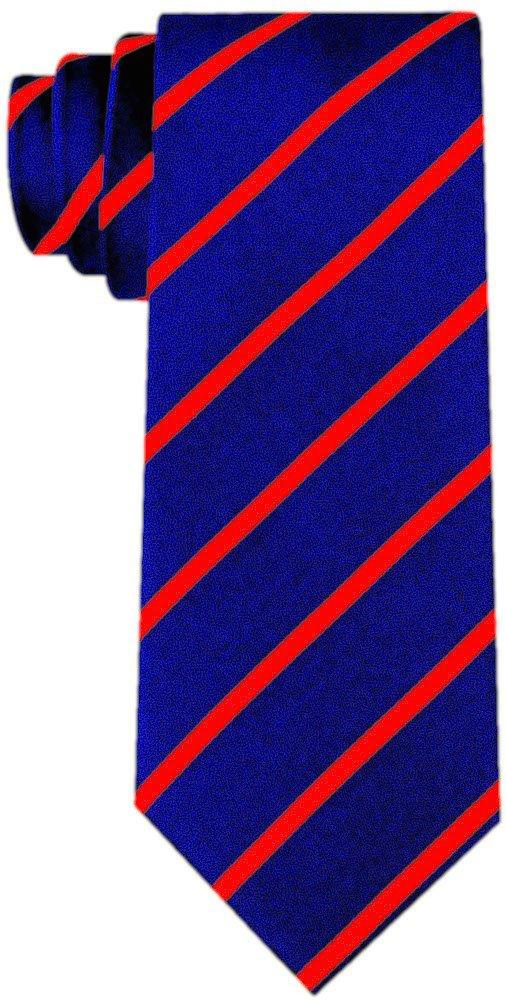 Scott-Allan-Mens-Necktie-Pencil-Striped-Mens-Tie thumbnail 32