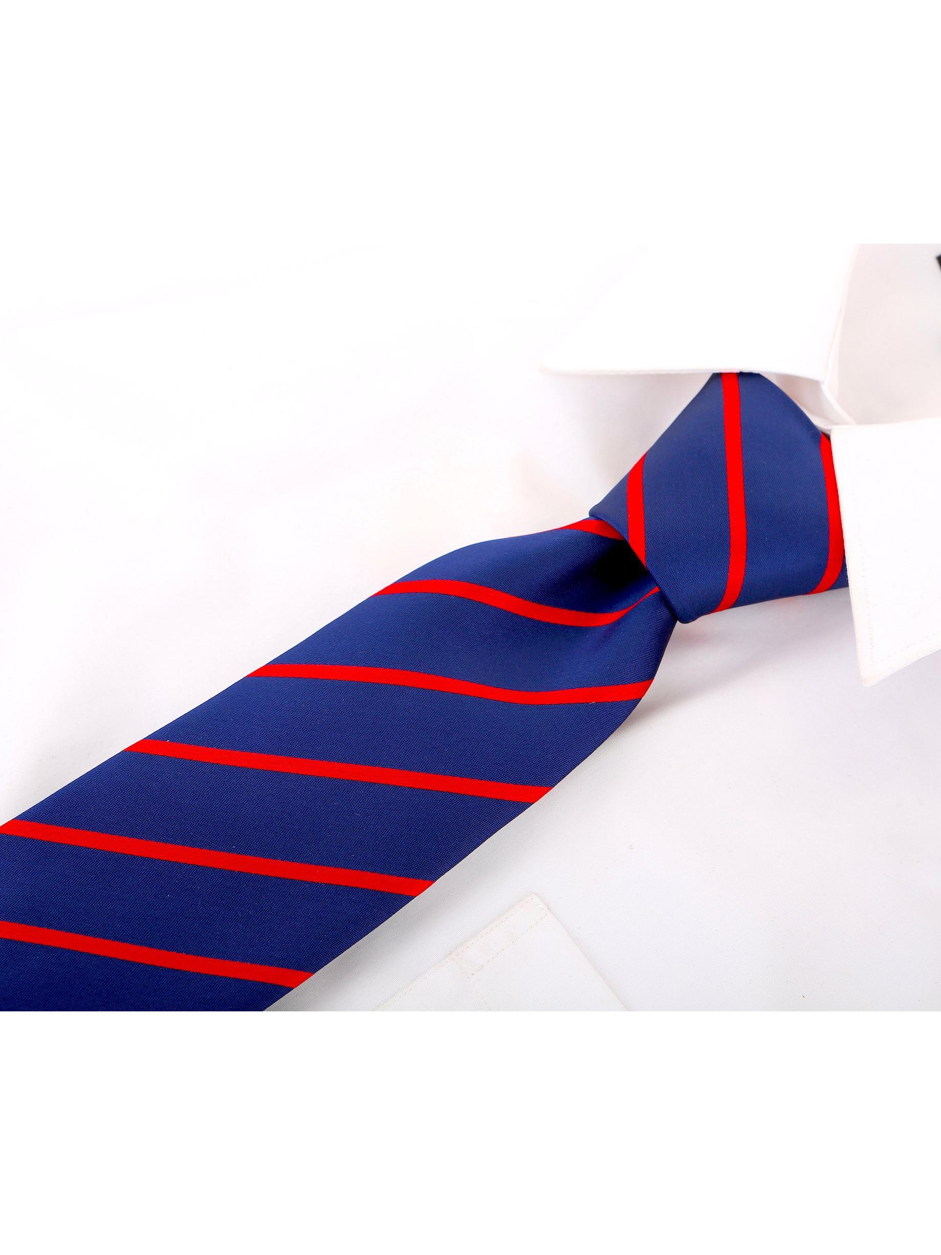 Scott-Allan-Mens-Necktie-Pencil-Striped-Mens-Tie thumbnail 31
