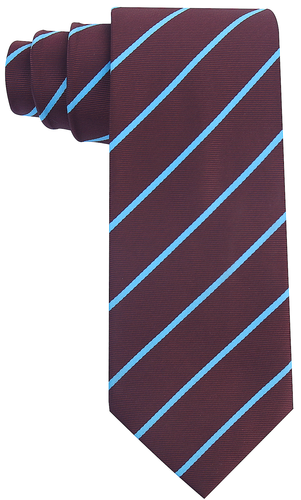 Scott-Allan-Mens-Necktie-Pencil-Striped-Mens-Tie thumbnail 16