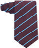 Scott-Allan-Mens-Necktie-Pencil-Striped-Mens-Tie thumbnail 20
